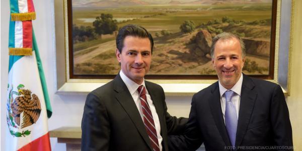 Cuestione   México   Meade asistió a reunión del gabinete de EPN