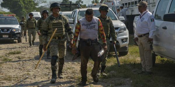 A Fondo | Mexicanos confían en cuerpos de seguridad y creen que hacen un buen trabajo