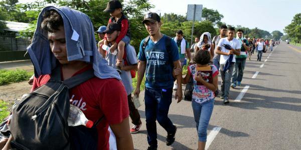 México | Mexicanos rechazan a migrantes centroamericanos