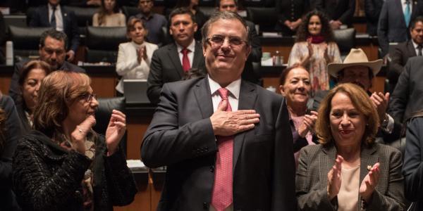 Cuestione   Global   México se une a pacto migratorio de la ONU