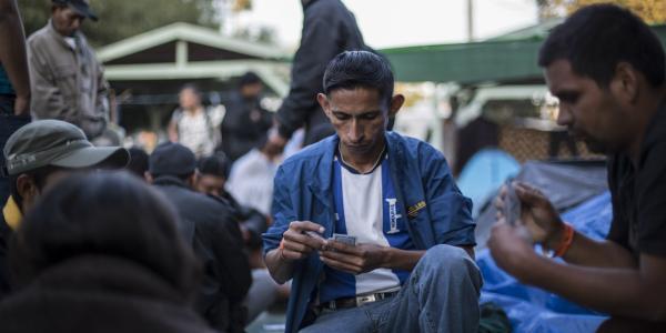 Cuestione   A Fondo   Migrantes en Tijuana: espejo de la pobreza