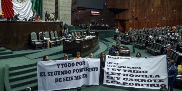 México | Morena, como el viejo PRI, quiere el control total del Congreso
