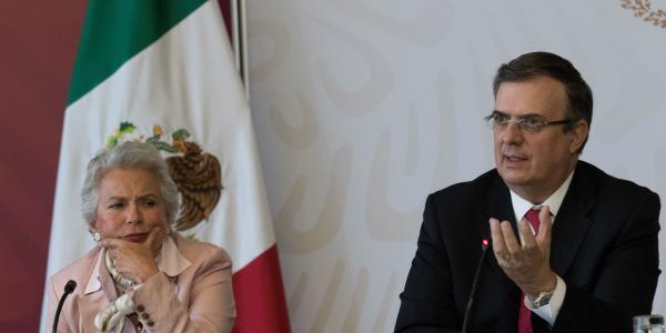 México | Muñoz Ledo tiene razón: Ebrard desplazó a Sánchez Cordero