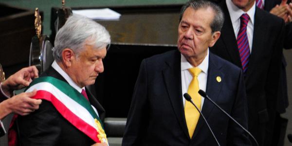 Cuestione   México   Muñoz Ledo y sus alabanzas a López Obrador