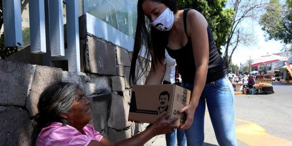 México | Narco gana simpatía en tiempos del COVID-19 ¿pero, a qué costo?