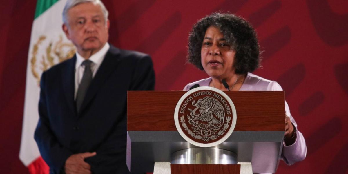 México | Candelaria Ochoa deja la Conavim con pocos resultados