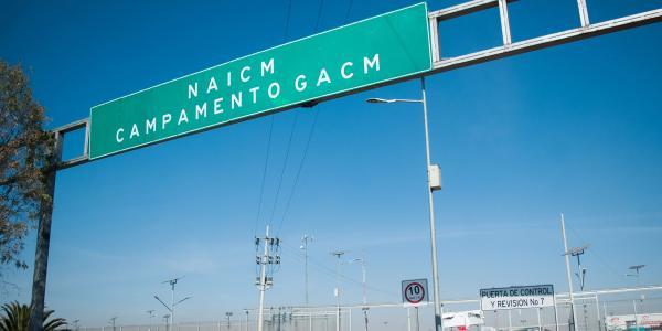 Cuestione   México   No hay corrupción en el NAIM: AMLO 🤷♂