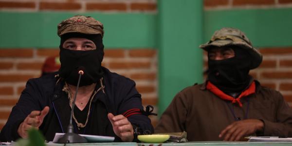 """Cuestione   Se Filtró   """"No me van a cucar"""": Eso dijo AMLO al EZLN"""