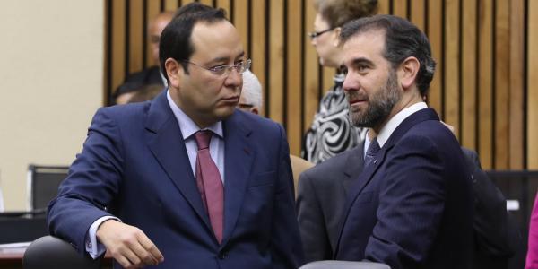 México | ¿No que no, INE? Ya aceptaron el presupuesto