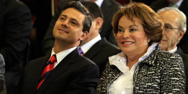 México | No solo Elba Esther: en todos estos casos contra políticos, EPN quedó a deber