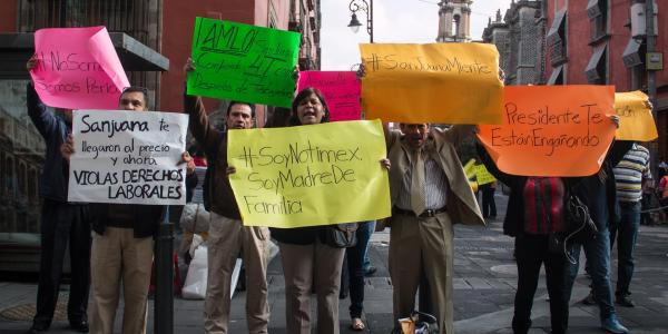 México | Notimex, de generador de información a centro de la noticia