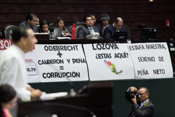 México | Nuevas denuncias en el caso Odebrecht se suman a las de la familia Lozoya