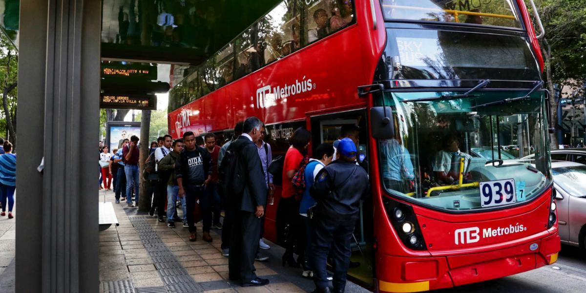 México | Transporte en la CDMX, una pesadilla