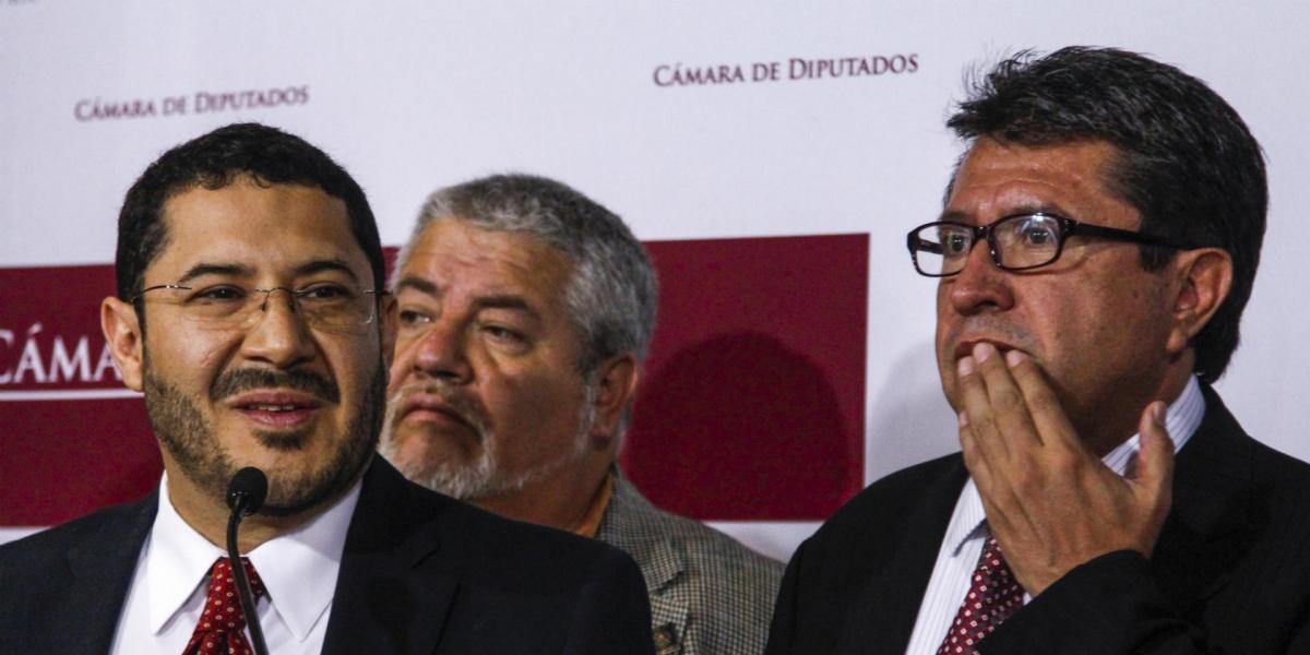 México | Ricardo Monreal y sus maniobras para sacar a Batres de la presidencia del Senado