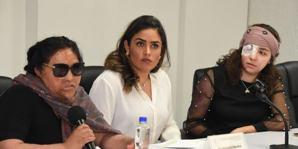 México | Odio a las mujeres en México cobra una nueva y perversa forma: ataques con ácido