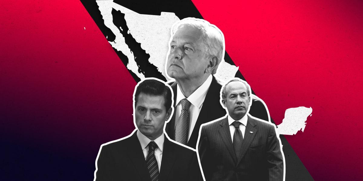 México | Calderón, Peña y AMLO: 12 años y seis meses de violencia continua