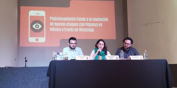 México | Periodistas y activistas, aún son espiados por empresa que contrató la PGR de Peña