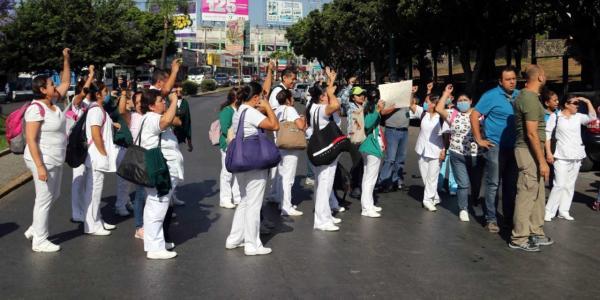 México | Personal de enfermería: mal equipados y maltratados por la sociedad