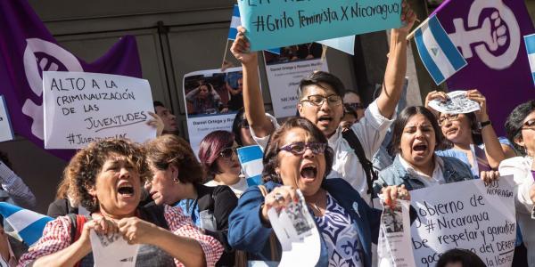 Cuestione   Global   ¿Por qué AMLO calla sobre Nicaragua?