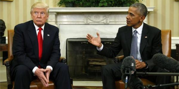 Global | Porque siempre hay un tuit: Trump acusó a Obama de buscar una guerra con Irán
