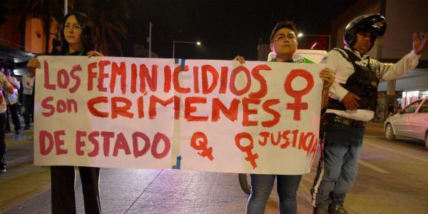 A Fondo | Presupuesto para erradicar violencia de género solamente aumentó 1.3% para 2020