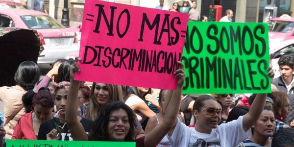 Global | Trabajo sexual: ¿prohibir o regular? Te presentamos dos casos extremos en el mundo