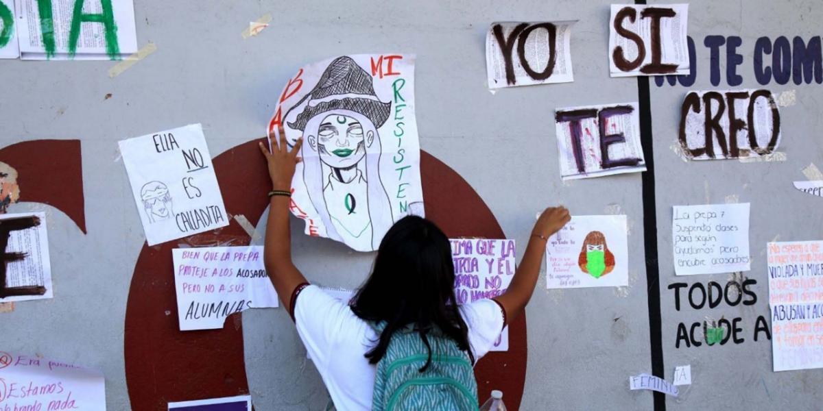 México | Yazmín, la mujer que fue acosada en el transporte público y enfrentó a su agresor
