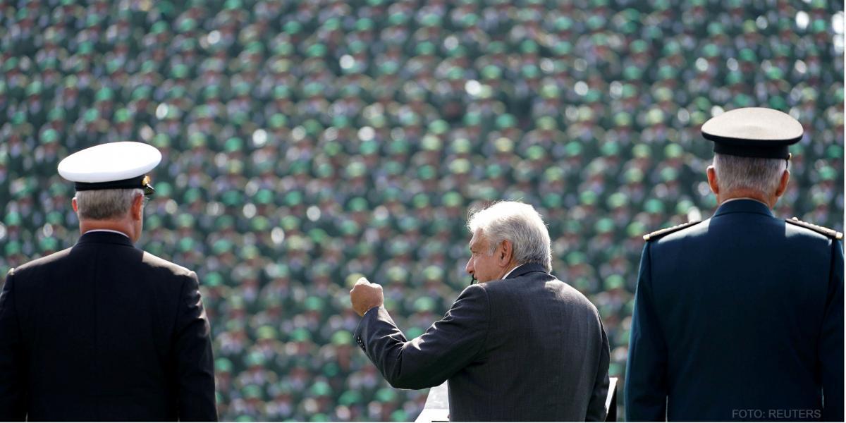 Cuestione   México   AMLO se reunió con miles de militares, ¿por?