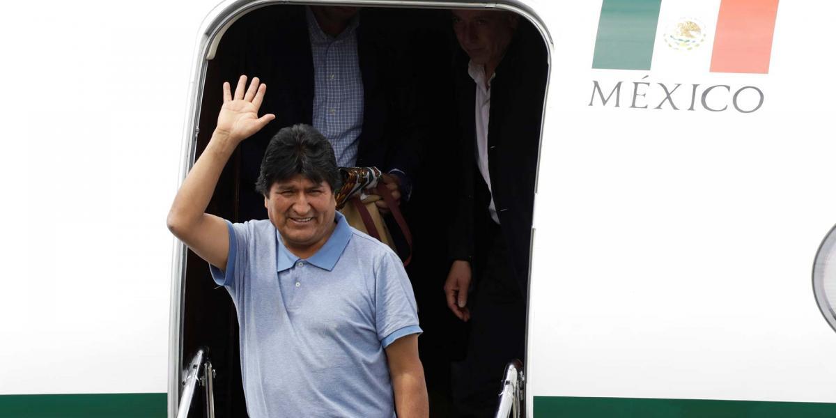 México | Derechos y obligaciones de Evo Morales en su asilo en México