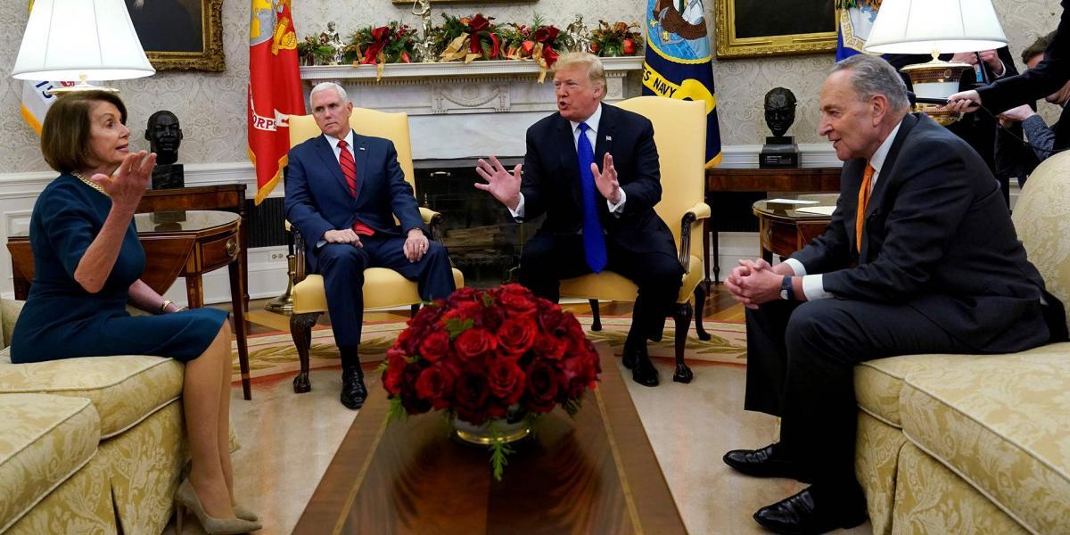 Cuestione   Global   El circo de la Casa Blanca