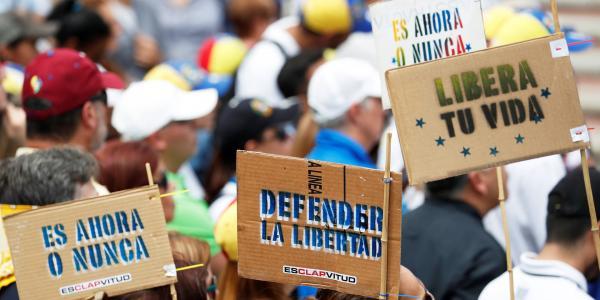 Global | ¿Qué dicen los países de crisis en Venezuela?