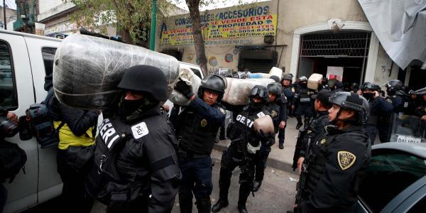 México | ¿Qué falló en el operativo de Tepito en el que fueron liberados 30 de 31 detenidos?