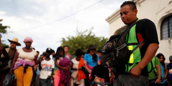 Cuestione   México   ¿Qué piensa México de la Caravana Migrante?