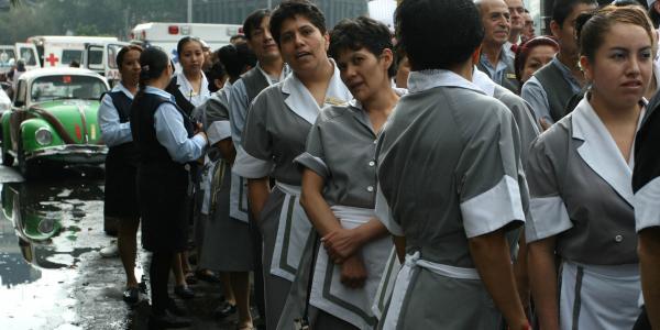 México | Queda a deber programa del IMSS para trabajadoras del hogar