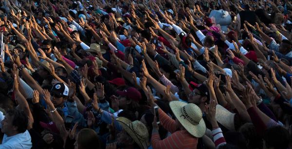 """Cuestione   México   """"Queremos que nos tomen en cuenta"""""""