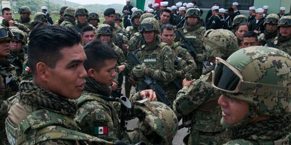 México | ¿Qué implica el mando militar en la policía?