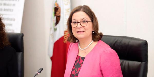 Cuestione   México   Ella es nuestra embajadora ante EU