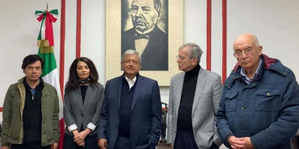 Cuestione   México   ¿Quién hará la Constitución Moral de AMLO?