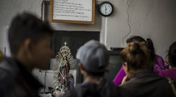 Cuestione   A Fondo   ¿Quién pide refugiarse en México?