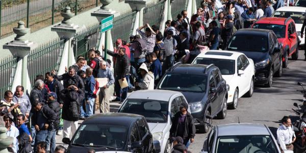 México | ¿Quiénes conducirán las pipas de AMLO?