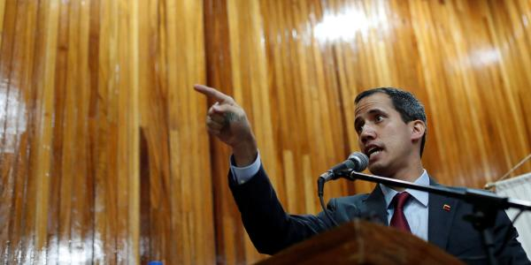 Global | ¿Quiénes están detrás de Guaidó?