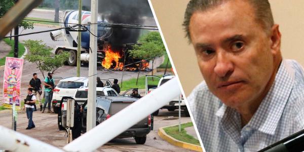 México | Quirino Ordaz, el gobernador fantasma de Sinaloa que se reunió con la DEA