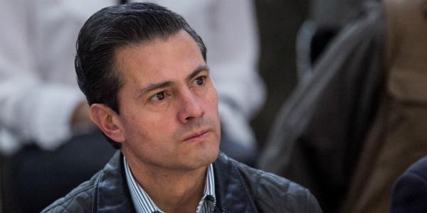 Cuestione   México   ¡Se amparó Peña Nieto! ¿Preocupado?
