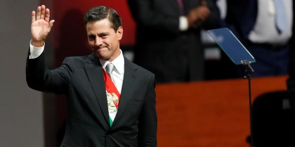 Cuestione   México   Seguiré al servicio de México, amenaza EPN