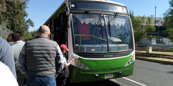 México | Semovi quita ruta a transporte privado; pone RTP y cobra 20 pesos