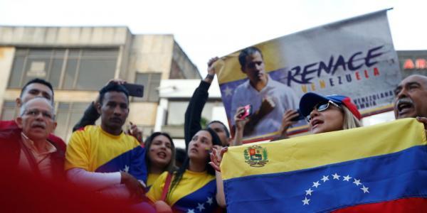 Global | #Sestanpeliandaaaa ¿Qué pasa en Venezuela?