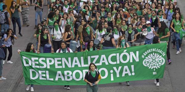 México | Solo 11% de las mujeres mexicanas pueden acceder a un aborto seguro
