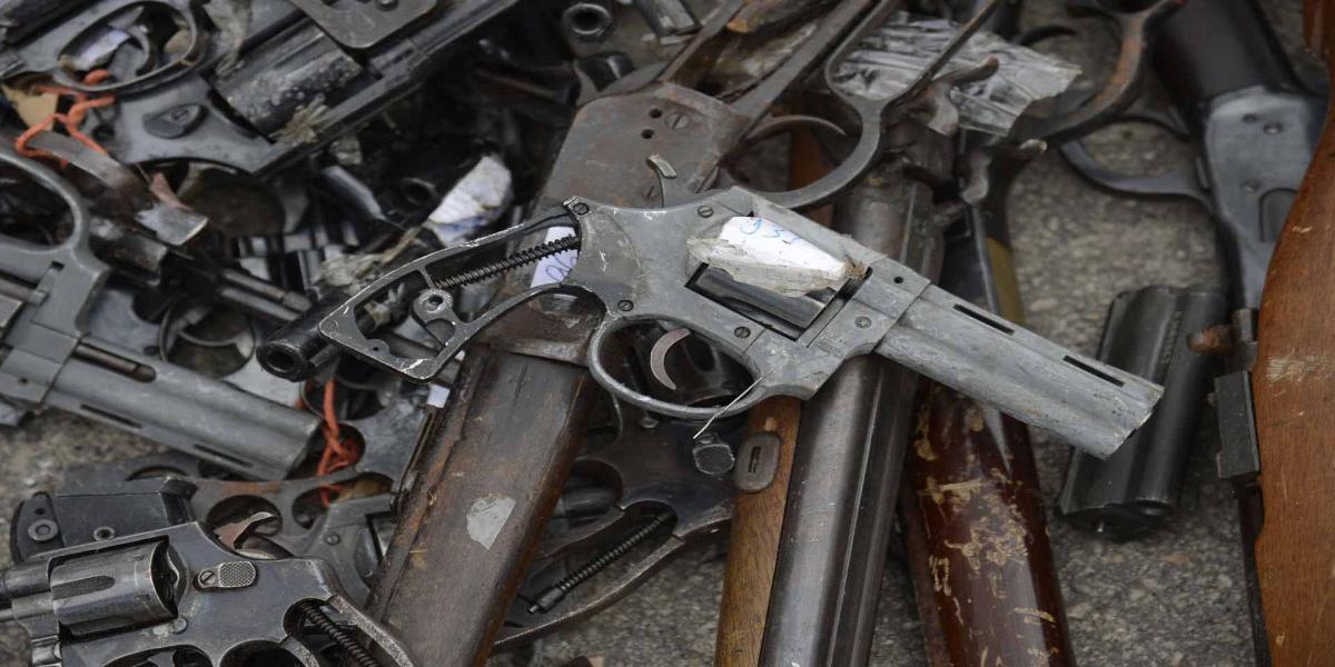 Cuestione   México   Armas de fuego y la epidemia de violencia