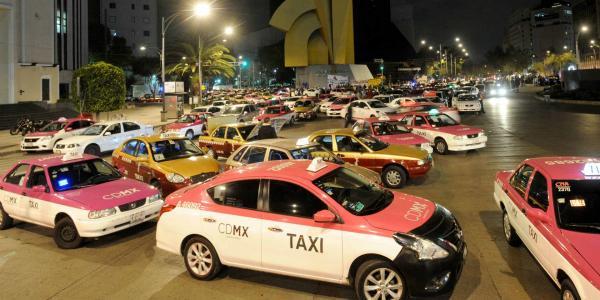 Cuestione   A Fondo   Taxistas unidos contra la delincuencia