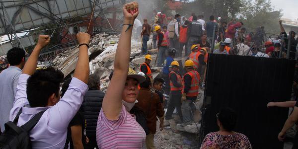 Cuestione   A Fondo   Terremotos en México: historias en el olvido